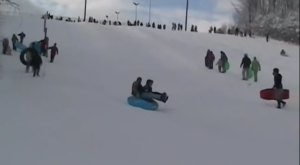 The One Epic Sledding Hill In Ohio That Will Make Your Winter Unforgettable