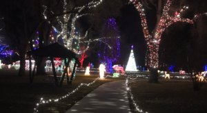 This Holiday Light Trail In Utah Is Everything You Need This Season And More