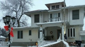 This Little-Known Bed And Breakfast In South Dakota Is The Perfect Spot For A Winter Getaway