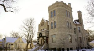 10 Enchanting Kansas Towns That Feel Like You've Fallen Into A Snow Globe