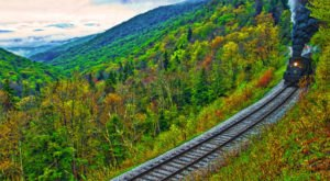 There's A Fascinating Train Park In West Virginia And You'll Want To Visit