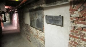 What Lies Beneath The Old North Church In Boston Is Creepy Yet Fascinating