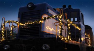 You'll Absolutely Adore This Classic Christmas Dinner Train In Rhode Island