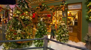 The Christmas Village In Massachusetts That Becomes Even More Magical Year After Year