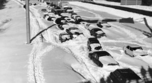 It's Impossible To Forget These 7 Horrific Winter Storms That Have Gone Down In Massachusetts History