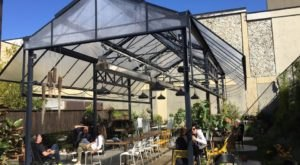 This Greenhouse Restaurant Near San Francisco Is The Most Enchanting Place To Eat