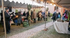 DC Has Its Very Own German Christmas Market And You'll Want To Visit