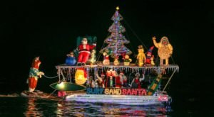 The North Pole Boat Ride In Dallas – Fort Worth That Will Take You On An Unforgettable Adventure