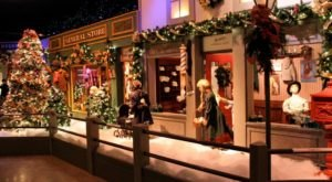 The Christmas Village Near Boston That Becomes Even More Magical Year After Year