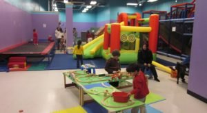 The Most Epic Indoor Playground In New Hampshire Will Bring Out The Kid In Everyone