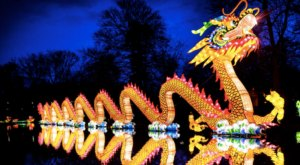 The Mesmerizing Chinese Lantern Festival In North Carolina You Simply Must See