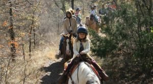 The Winter Horseback Riding Trail Near Dallas – Fort Worth That's Pure Magic