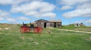 Step Back To Pioneer Days At This South Dakota Prairie Homestead