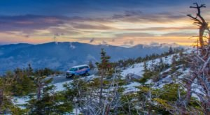 Take This Epic Trip Up New England's Tallest Peak This Winter