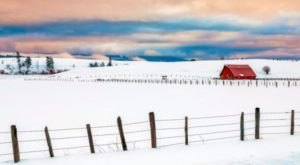 These Are The 10 Places In America With The Best Chance Of A White Christmas