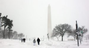 A Massive Blizzard Blanketed DC In Snow In 2010 And It Will Never Be Forgotten