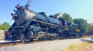 The North Pole Train Ride In Tennessee That Will Take You On An Unforgettable Adventure
