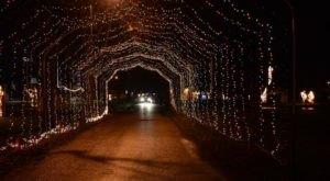 The Mesmerizing Christmas Display In Indiana With Over 1 Million Glittering Lights