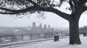 In 1977, Pittsburgh Plunged Into An Arctic Freeze That Makes This Year's Winter Look Downright Mild