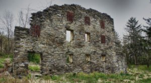 Most People Don't Know About These Strange Ruins Hiding In Pennsylvania