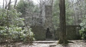 Most People Don't Know About These Strange Ruins Hiding Near Pittsburgh