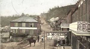 This Historic District In Mississippi Was One Of The Most Dangerous Places In The Nation In The 1800s