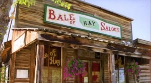 The Oldest Bar In Montana, Bale of Hay Saloon Has A Fascinating History