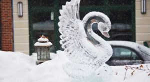 The Most Astounding Ice Sculptures Can Be Found At This Connecticut Festival