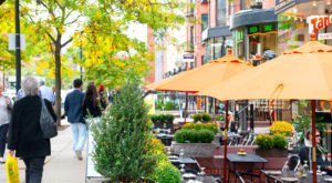 This One Street In Massachusetts Has Every Type Of Restaurant You Can Imagine