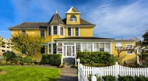 Your Stay At This Romantic Oregon Bed And Breakfast Will Be Downright Enchanting