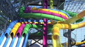 Enjoy Water Fun Year-Round With A Visit To This Epic Mega Indoor Waterpark In Dallas – Fort Worth