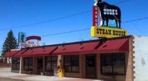 This Rustic Steakhouse In Nebraska Is A Carnivore's Dream Come True