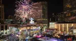 11 Ways To Eat, Drink, And Be Merry On Cincinnati's Charming Fountain Square