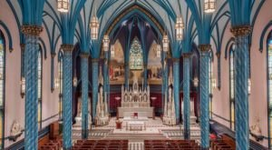These 7 Churches In Cincinnati Will Leave You Absolutely Speechless