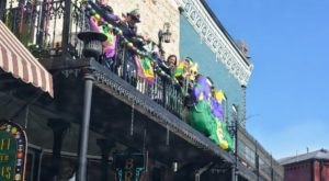 The One Arkansas Town That Turns Into New Orleans For Mardi Gras