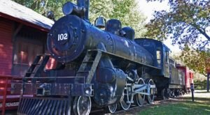 There's A Little-Known, Fascinating Train Park In Minnesota And You'll Want To Visit