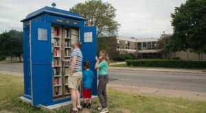 The Little Library In Detroit That's Unlike Any Other In America