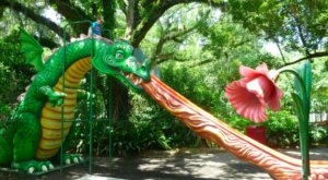 This Whimsical Playground In New Orleans Will Positively Enchant You