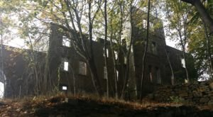 Most People Don't Know About These Strange Ruins Hiding In Maine