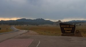 This Road Less Traveled In Wyoming Is Actually A Stunning Scenic Byway You Shouldn't Miss