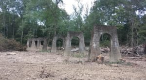 Most People Don't Know About These Strange Ruins Hiding In Ohio