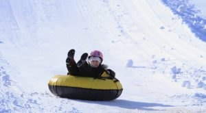 You Can Go Tubing Year-Round At This One Connecticut Attraction And It's Awesome