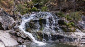 The Hike In Northern California That Takes You To Not One, But TWO Insanely Beautiful Waterfalls