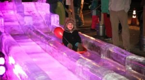This Frozen Carnival In Pennsylvania Is One Winter Activity You Won't Soon Forget