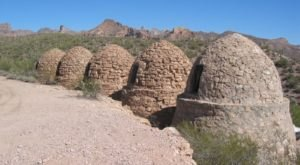 Most People Don't Know About These Strange Ruins Hiding In Arizona