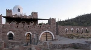 Spend The Night In Arizona's Most Majestic Castle For An Unforgettable Experience
