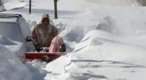 A Massive Blizzard Blanketed Connecticut In Snow In 2013 And It Will Never Be Forgotten
