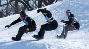The World's First Snowboard Park Is In Illinois And It'll Leave You Flabbergasted