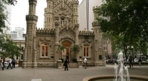 The Sinister Story Behind This Popular Chicago Water Tower Will Give You Chills