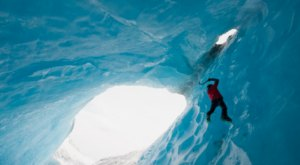 This Ice Climbing Festival In Alaska Is Unbeliveably Incredible
